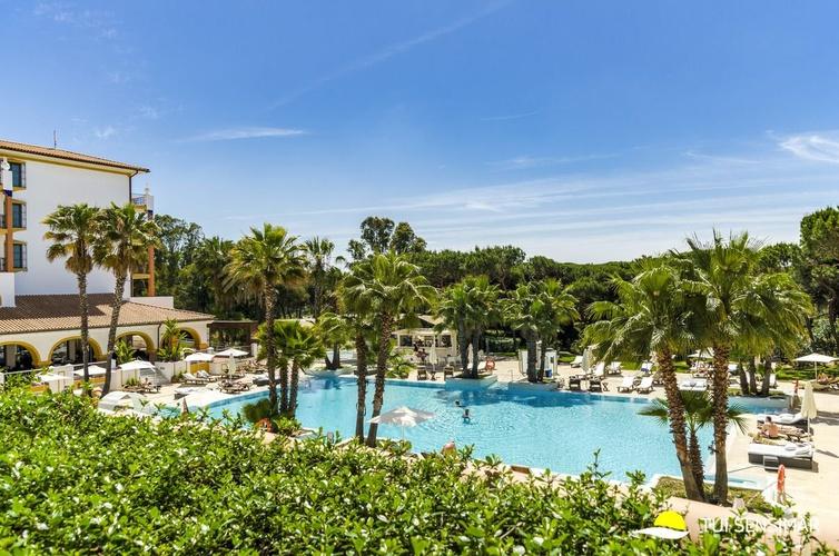 Vidéo plages et piscines hôtel tui blue isla cristina palace isla cristina, huelva, espagne